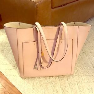 Cole Han Leather Tote